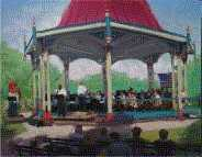 Compton Heights Band in Tower Grove Park